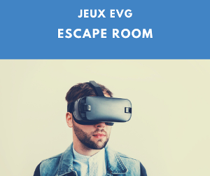 Jeu escape room